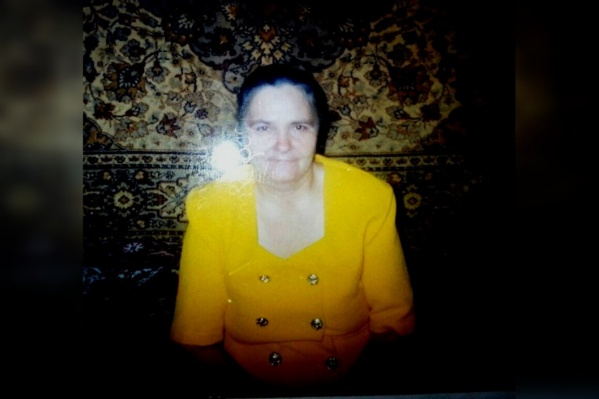 Любовь Мошкина, чьи поиски были приостановлены 20 сентября. Судьба женщины до сих пор не известна
