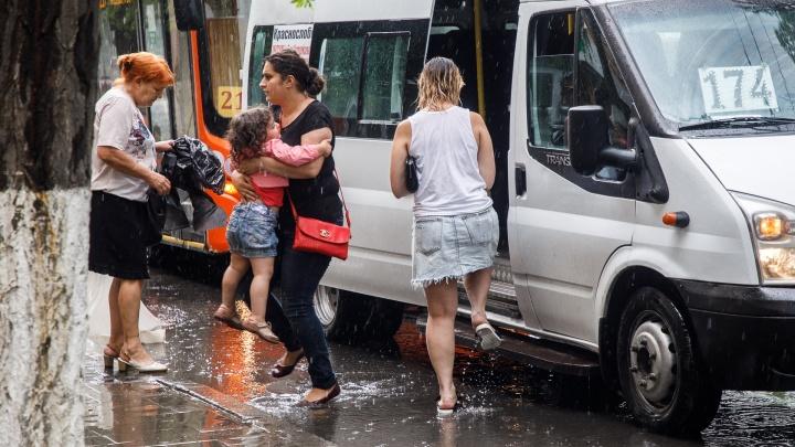 Спасатели: «На Волгоградскую область идут очень сильные дожди»