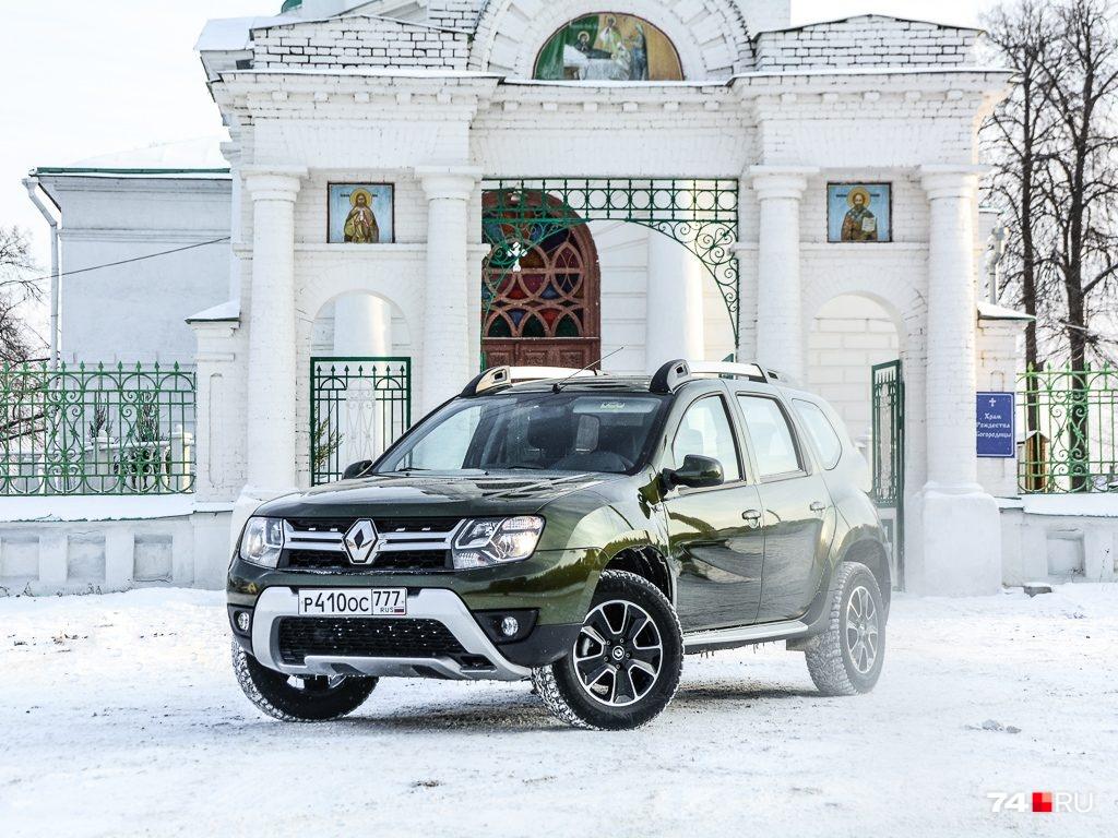Renault Duster — второй по популярности кроссовер в России
