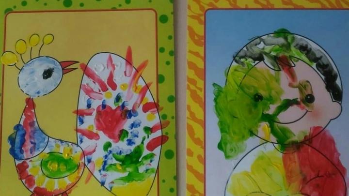 Супруги из Екатеринбурга решили отправиться в кругосветку с рисунками уральских детей