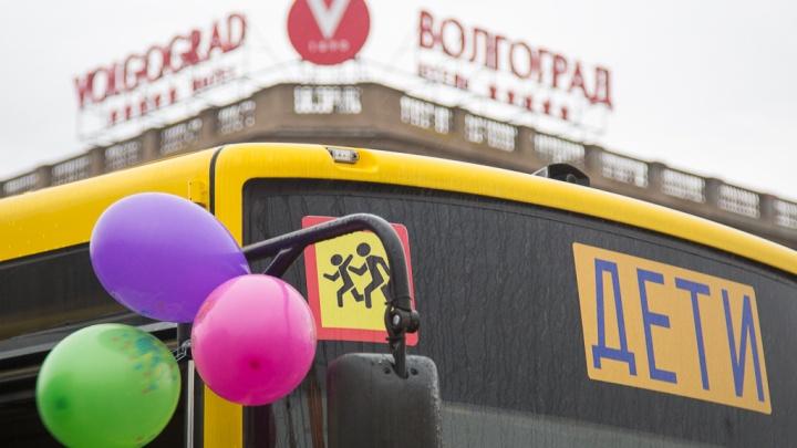 Волгоградских школьников отправили в детский лагерь на автобусе с неисправными тормозами
