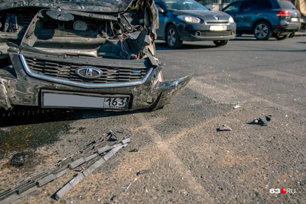 Самарца раскрыли спустя два года после аварийной аферы