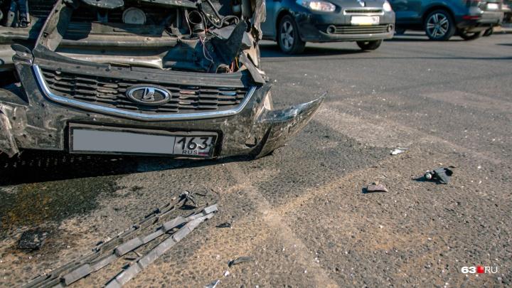 В Самаре под суд отправили водителя, который устроил подставное ДТП ради страховки