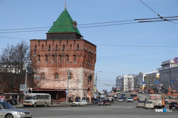 Все концерты в рамкахFIFA FUN FEST пройдут на площади Минина и Пожарского