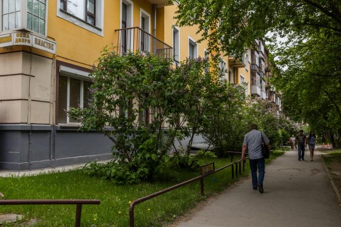 Улица рабочих и купцов (фоторепортаж)