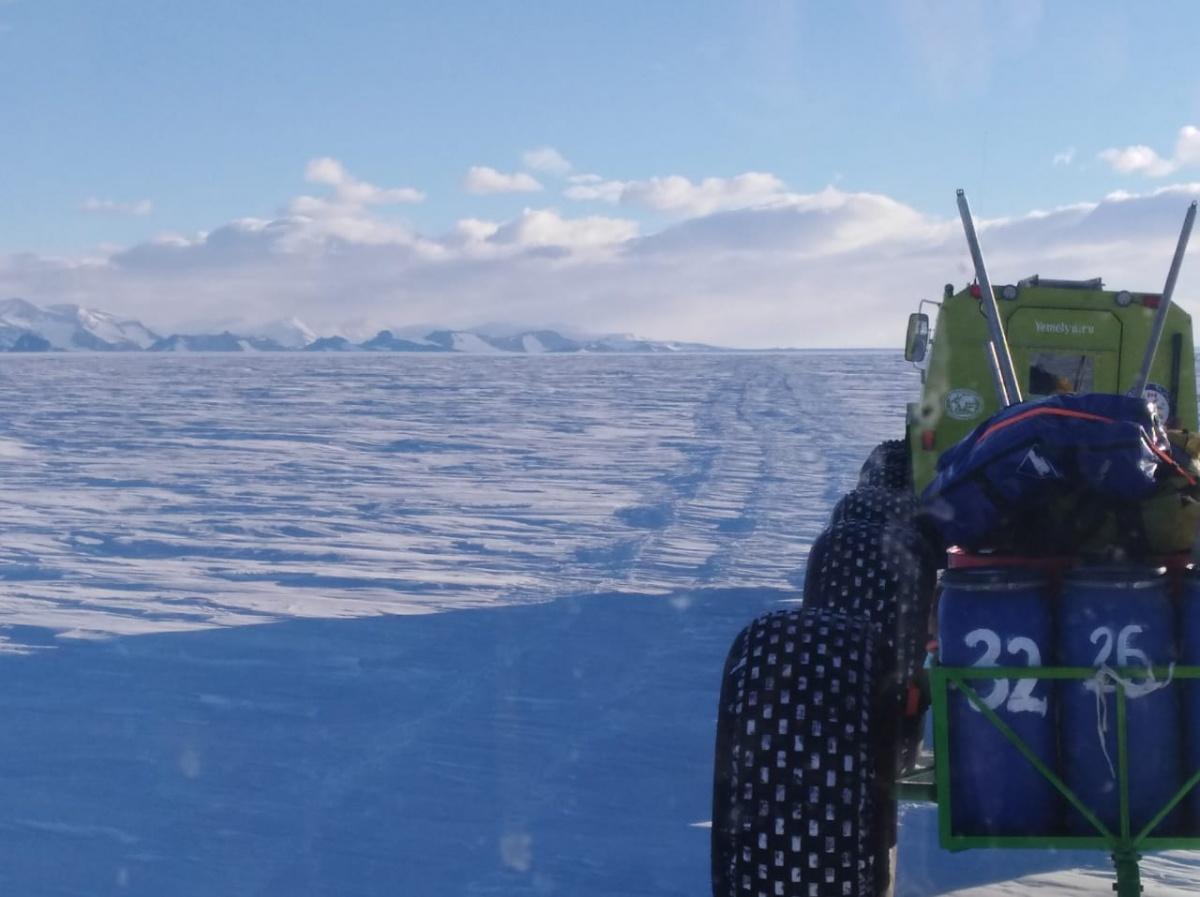 «В космос улететь проще, чем добраться сюда»: екатеринбуржец два месяца прожил в Антарктиде
