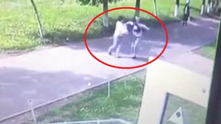 В Уфе задержали грабителя который нападал на женщин