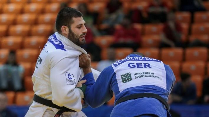 Победил полуослепшим: волгоградский дзюдоист завоевал «Большой шлем» на международном турнире