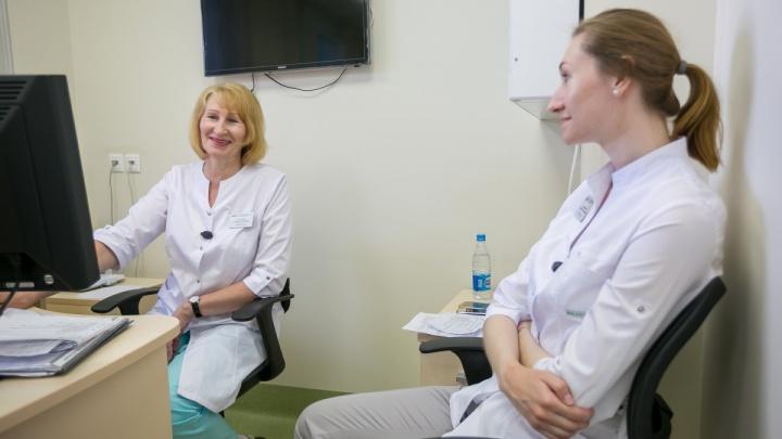Три поколения врачей