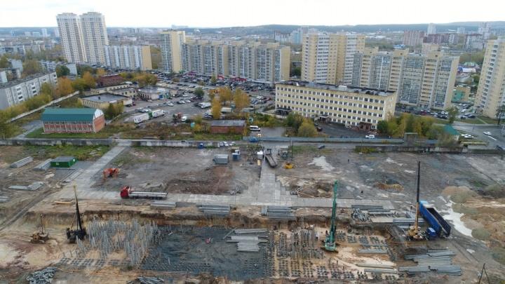 Вторчермет соединят с Краснолесьем, построив новый участок улицы Дорожной