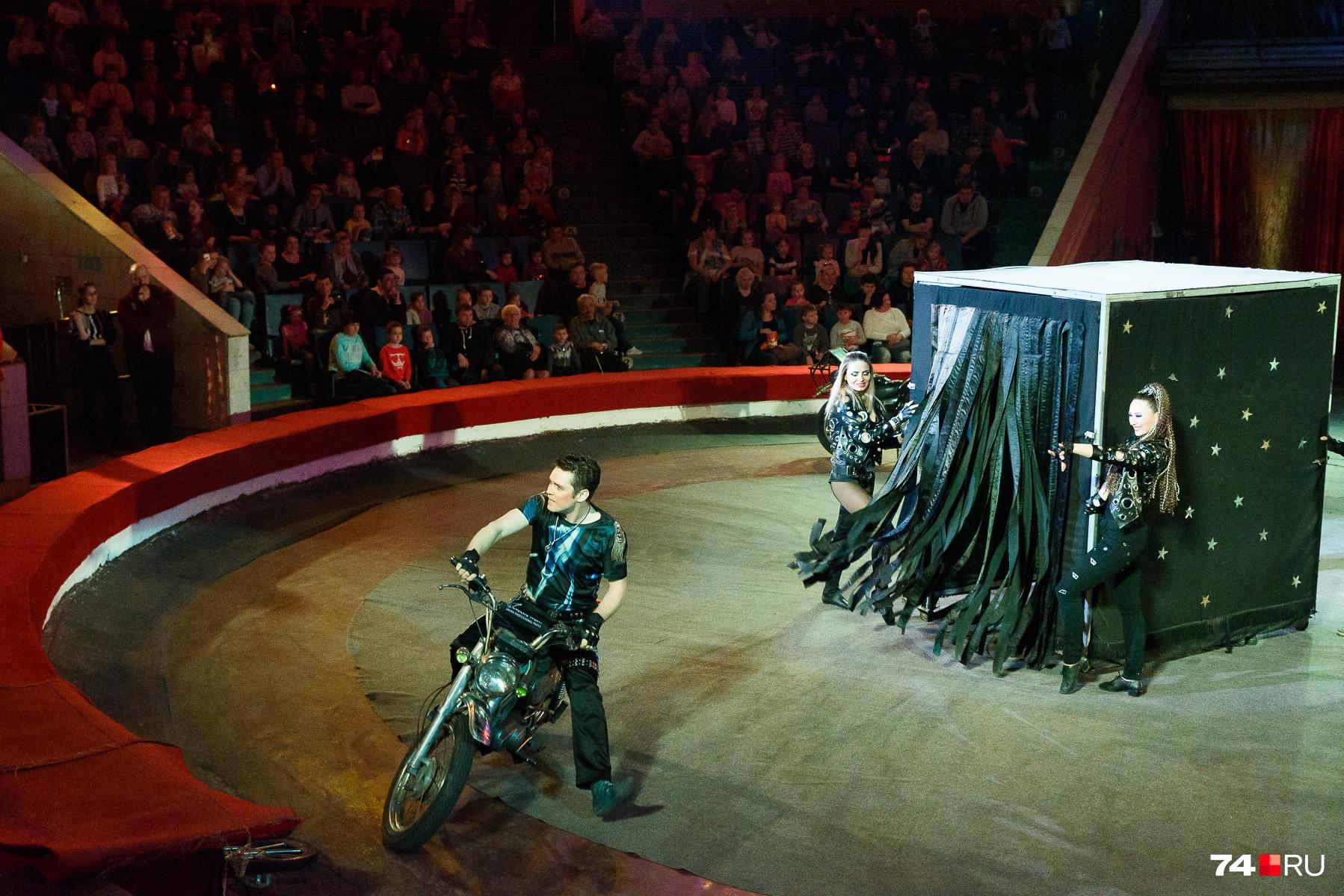 Сергей Губанов родился в цирке, на гастролях