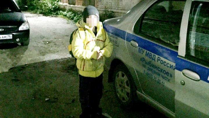 «Ребёнка вернули в семью»: полиция прокомментировала ситуацию с мальчиком, которого нашли на улице