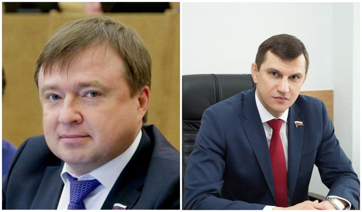 Максим Иванов и Алексей Балыбердин