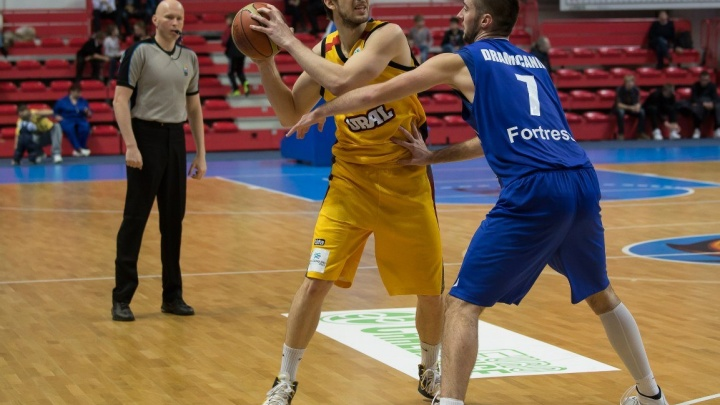 Баскетбольный «Новосибирск» заманил в команду нападающего из Испании