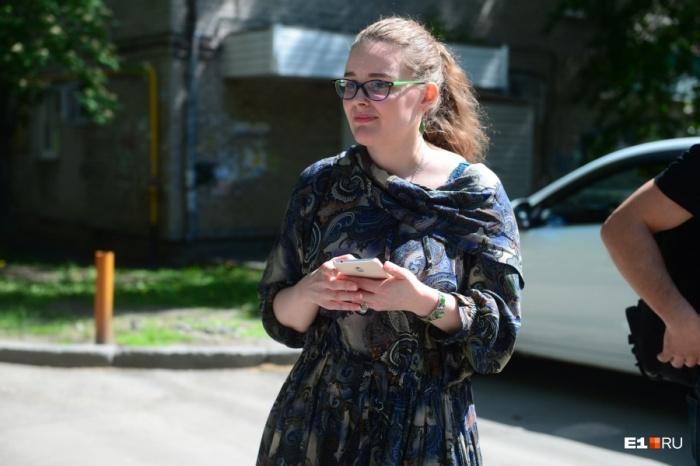 Анна Балтина теперь должна будет выплатить штраф в размере 20 тысяч рублей