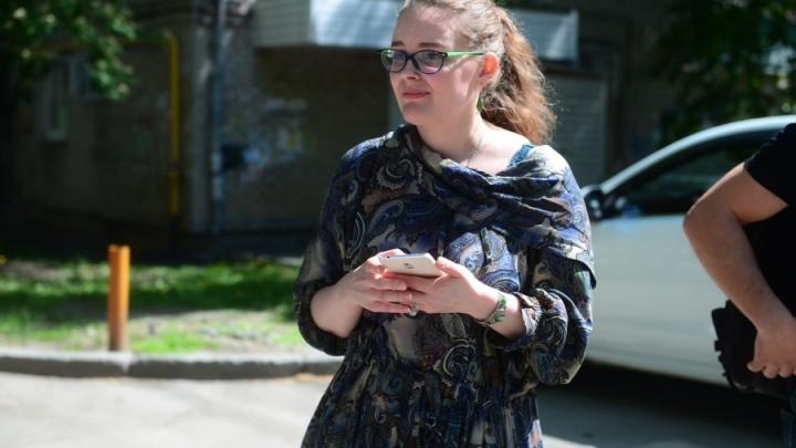 Активистку Анну Балтину повторно признали виновной в организации протестов в сквере возле Драмтеатра