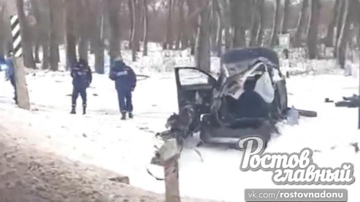 «Просто всмятку»: на левом берегу Дона произошла серьезная авария