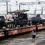Ретропоезд «Воинский эшелон» провезёт по Волгоградской области танки, орудия и «Катюши»