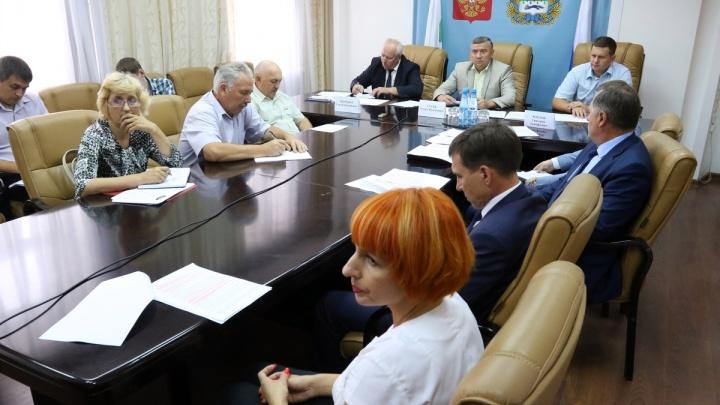 Эдуард Гусев рассказал министру экологии России о строящемся в Зауралье мусорном полигоне