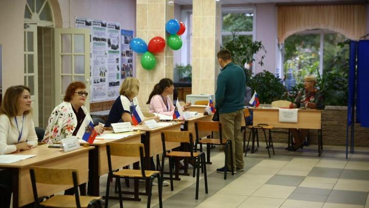 Ещё не проснулись: утром на выборы сходил каждый тридцатый житель Новосибирской области
