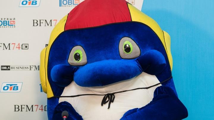 Талисману Международного кубка по водному поло выбрали имя