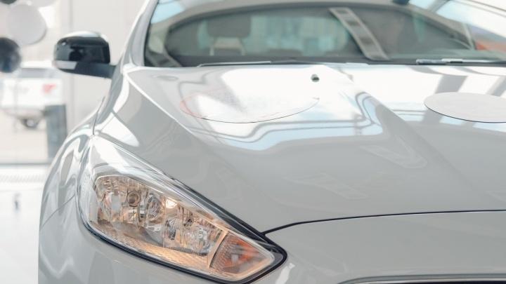 В автосалоне «ФЦ-Редут» пройдет вечер распродаж Ford со скидкой до 400 000 рублей