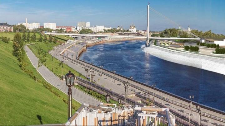«Все печально»: урбанист Аркадий Гершман раскритиковал проект благоустройства левого берега Туры