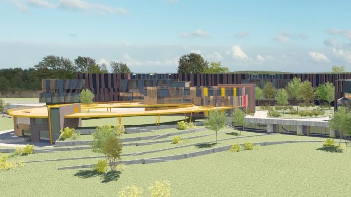 Со спорткомплексом и ресторанами: летом в Ярославле начнут строить IT-парк за три миллиарда