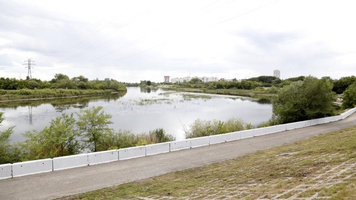 Курганское водохранилище получит деньги на реабилитацию