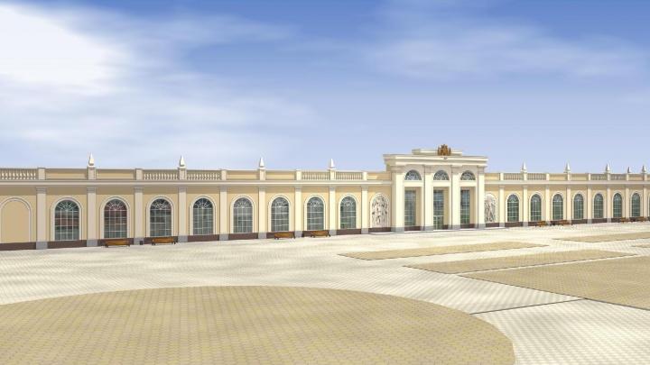 Где будут прятаться танки с парадов: смотрим на новое здание военной техники в музее УГМК