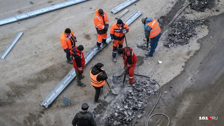 На директора «Автодора» в Белокалитвинском районе завели дело за некачественный ремонт дороги