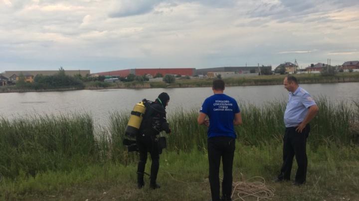 Под Самарой в озере утонул молодой мужчина