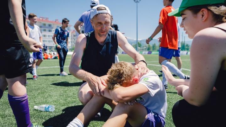 Чемпионы всероссийских соревнований «Будущее зависит от тебя» встретятся с тренерами «Барселоны»