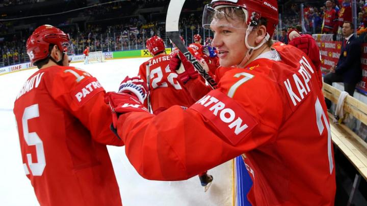 Вслед за французами: сборная России по хоккею разбила австрийцев