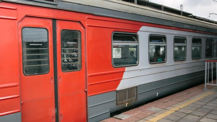 В Самарской области с 1 мая электричка будет заезжать в аэропорт Курумоч