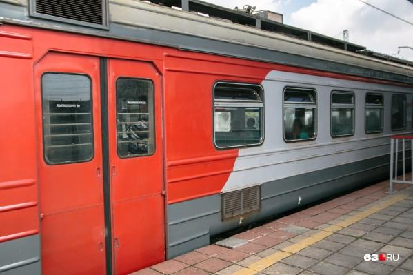 На линию выпустят дополнительные поезда