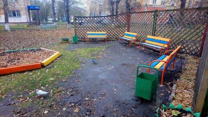 Итоги ремонта дворов за 30 миллионов на правобережье шокировали депутата