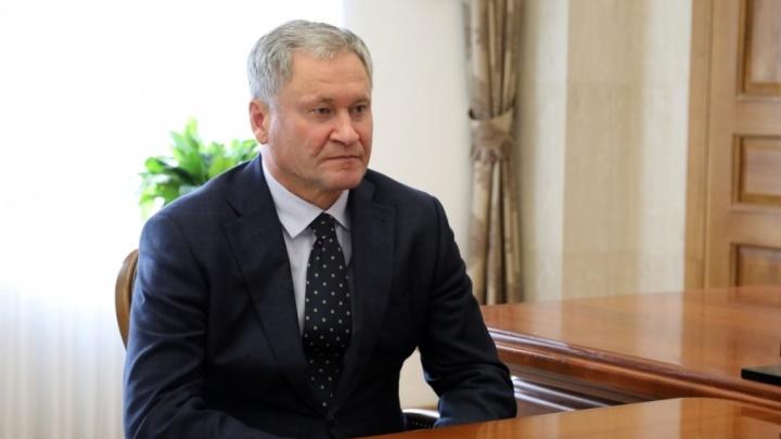 «Предлагается программа на семь лет»: Кокорин обсудил в Москве реструктуризацию кредитов для Зауралья