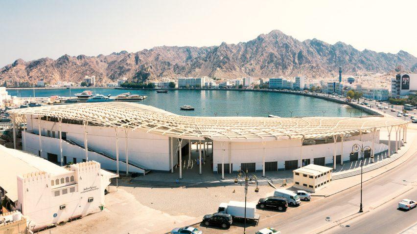 Рыбий рай: в Омане появился рынок необычного формата