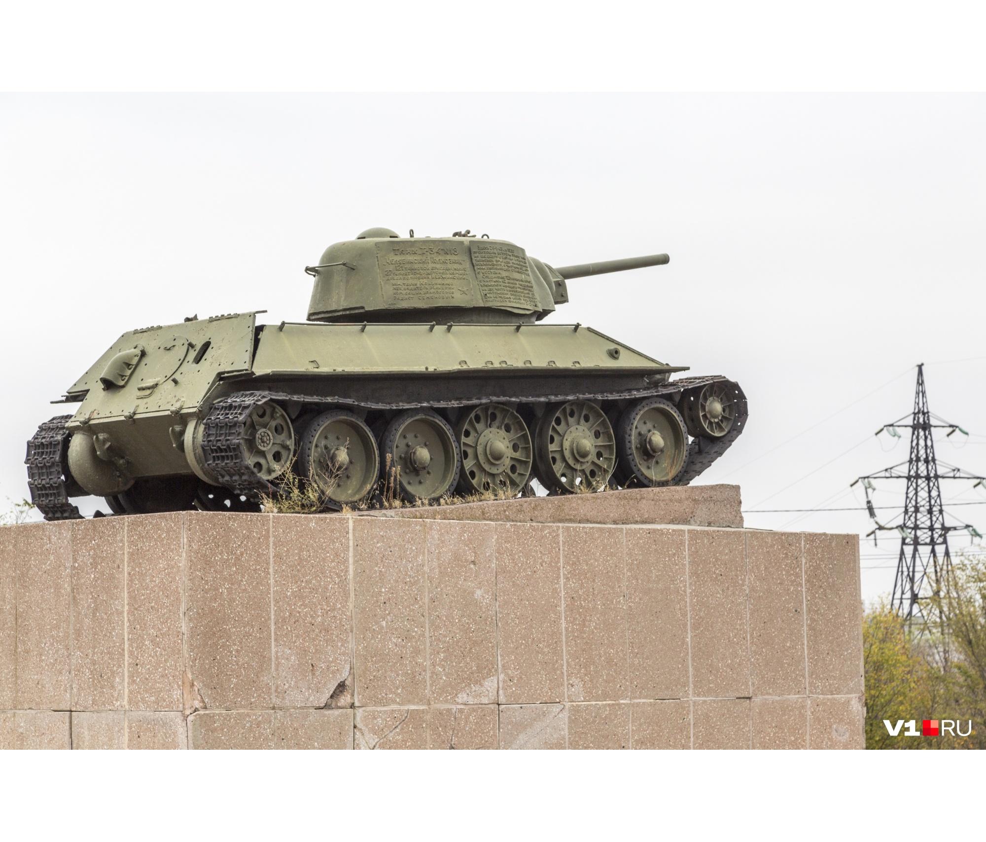 «Челябинский колхозник» признан уникальным памятником