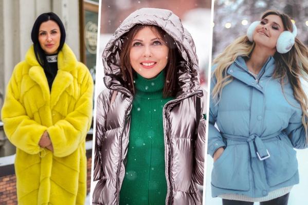 Зимой особенно хочется ярких красок, когда вокруг все или белое, или серое