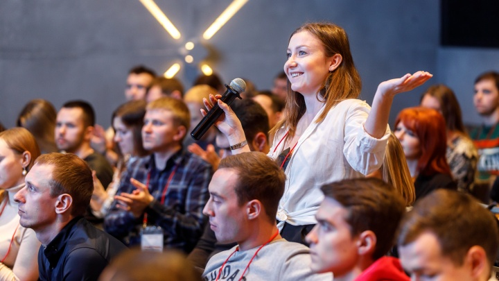 Итоговый форум «Мой бизнес» в Волгограде посетили более 300 предпринимателей