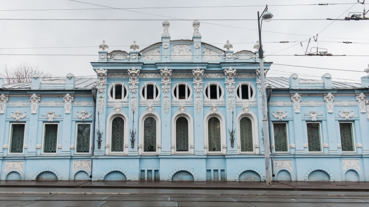 На ремонт фасадов Дома Грибушина и церкви Марии Магдалины потратят 28 миллионов рублей