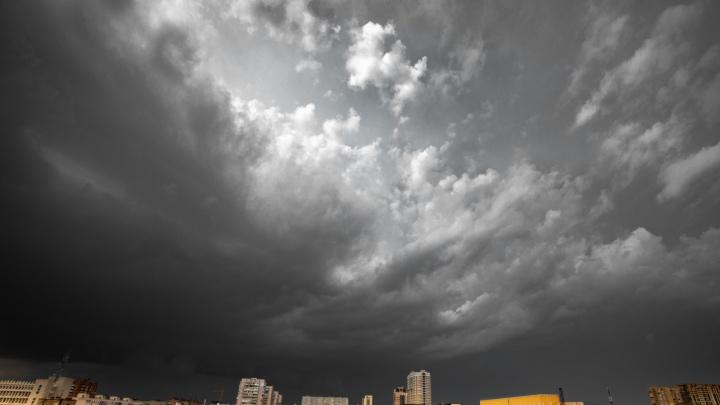 За облаками: какая погода ждет ростовчан на выходных