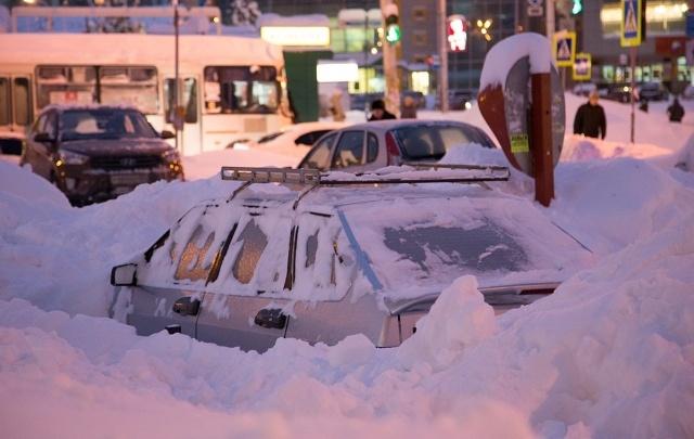 В Башкирии продолжается штормовая погода