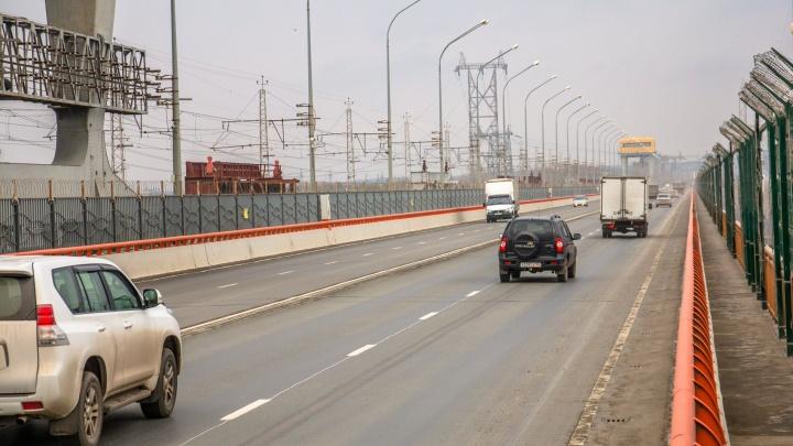 В Росавтодоре рассказали, когда ликвидируют колеи на мосту через Жигулёвскую ГЭС