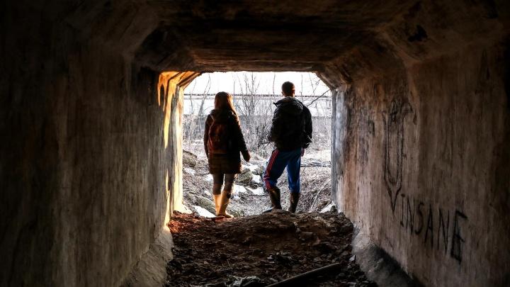 NN.RU в «Печёрском» бункере: продолжаем гулять по крупнейшей военной подземке Нижнего Новгорода
