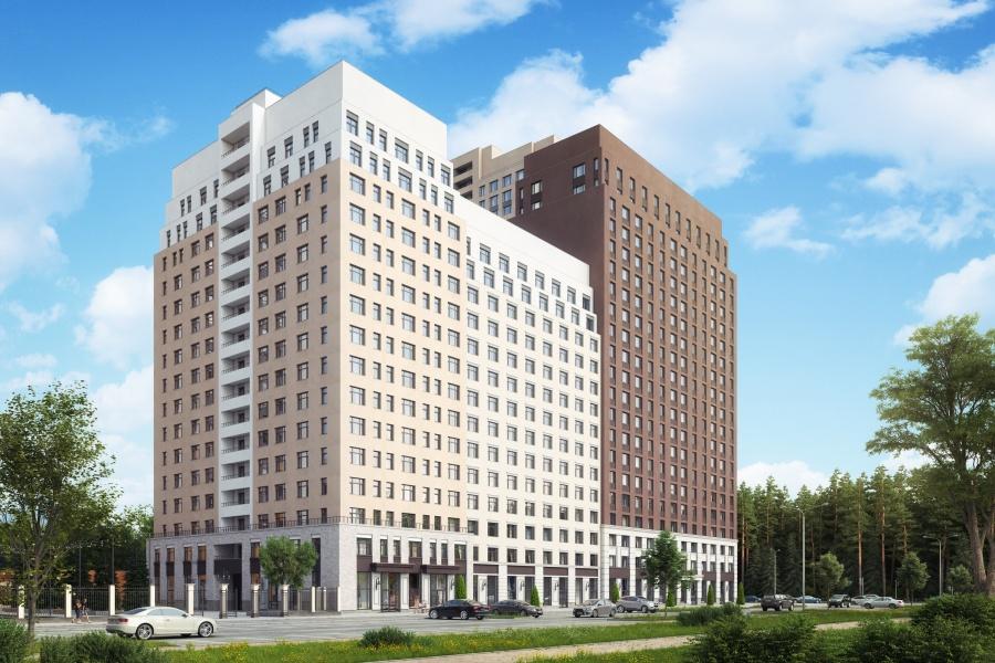 a9572508556c Кварталом «Ньютон Парк» PRINZIP-недвижимость продолжила формирование  креативного и функционального жилого кластера в