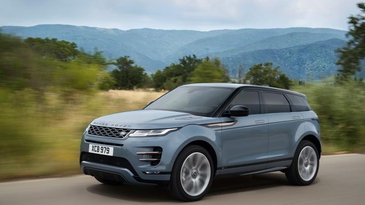 Вышел новый Range Rover для девочек — у него нет дверных ручек
