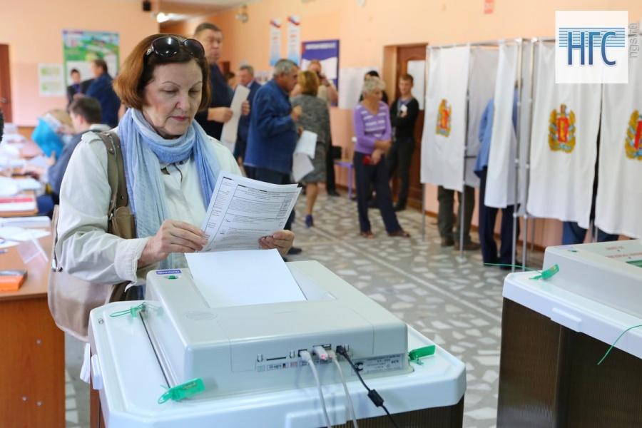 ВКрасноярском крае в37 районах проходят выборы ворганы местного самоуправления